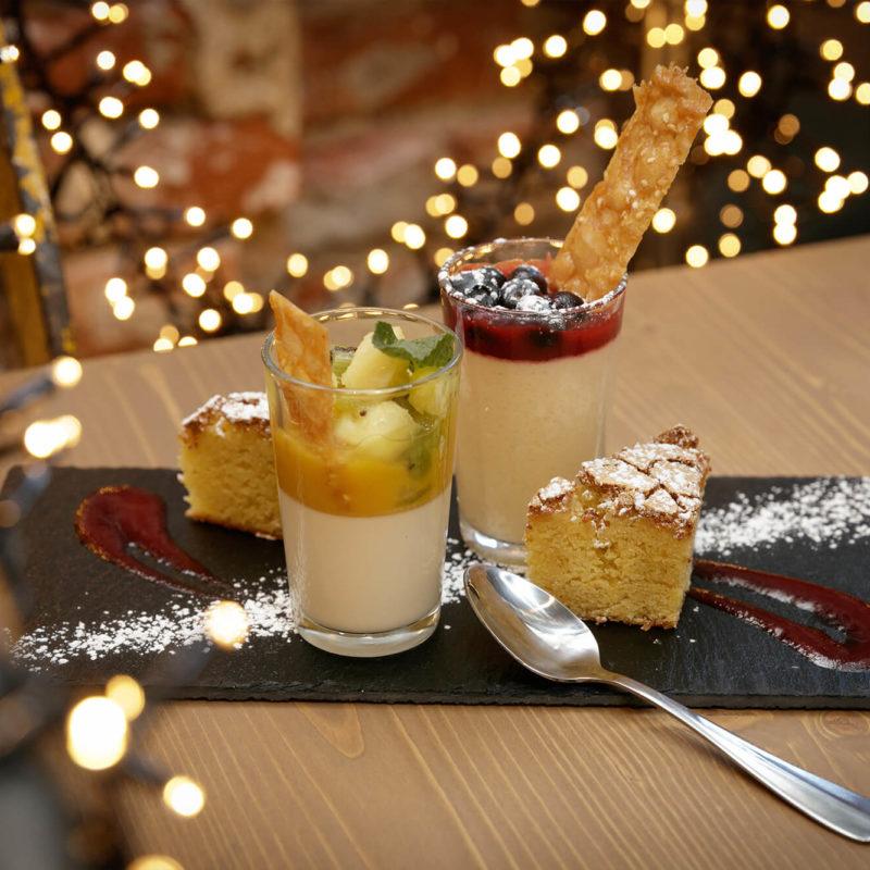 Restaurant Le Pantographe, dessert