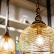 Restaurant Pantographe lumière intérieure