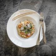 Restaurant Pantographe plat du jour au poisson