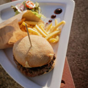 Restaurant Le Pantographe le burger