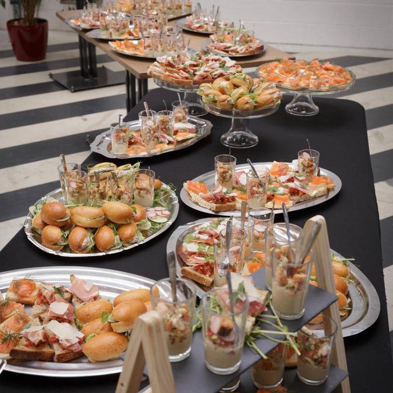 Restaurant Pantographe, buffet traiteur