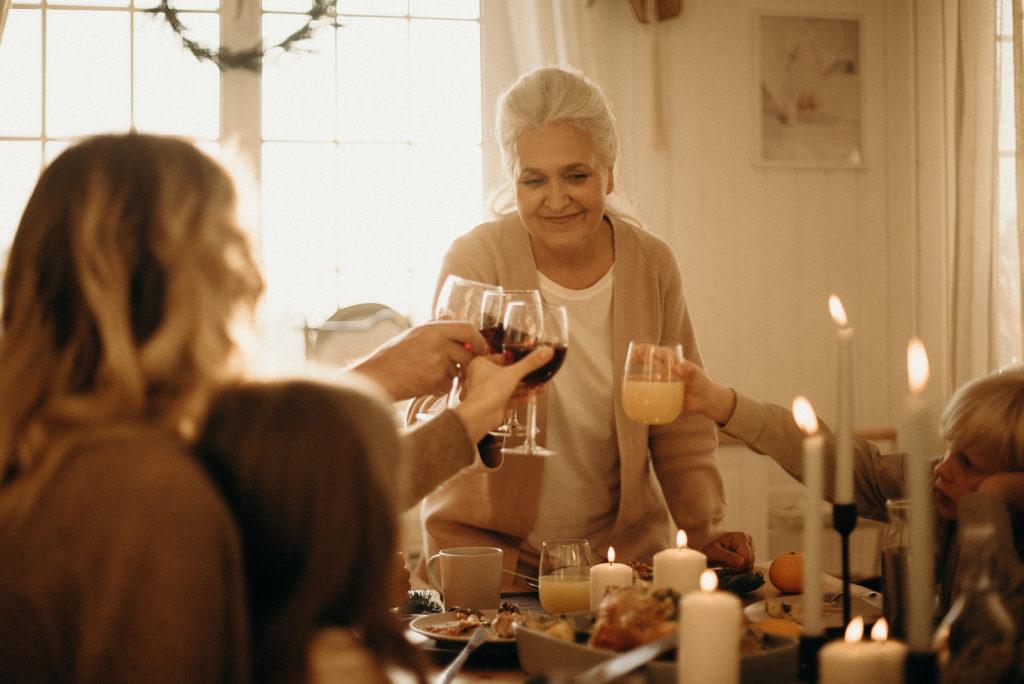 Plats à emporter pour la Fête des Grands-mères