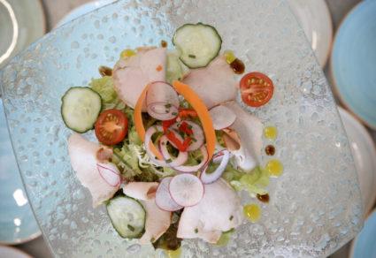 Salade à emporter Le Pantographe Mulhouse