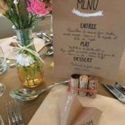 Restaurant Le Pantographe, expérience client